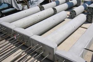 Circular Precast Columns
