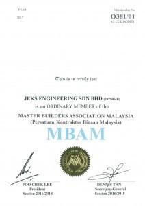 MBAM CERT 2016-2018
