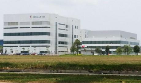 Novartis Singapore MECCaNo
