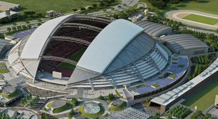 Singapore-Sport-Hub-history