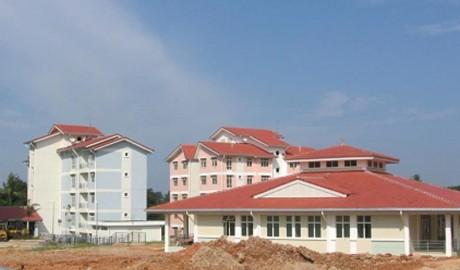 Kolej Sains Kesihatan Bersekutu, Tampoi, Johor