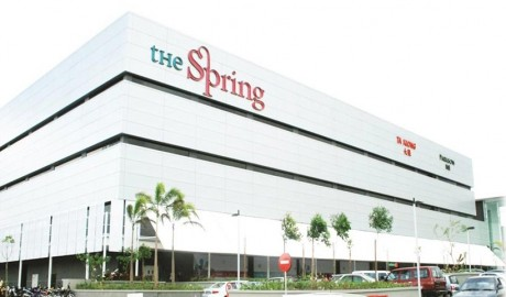 The Spring Mall, Kuching