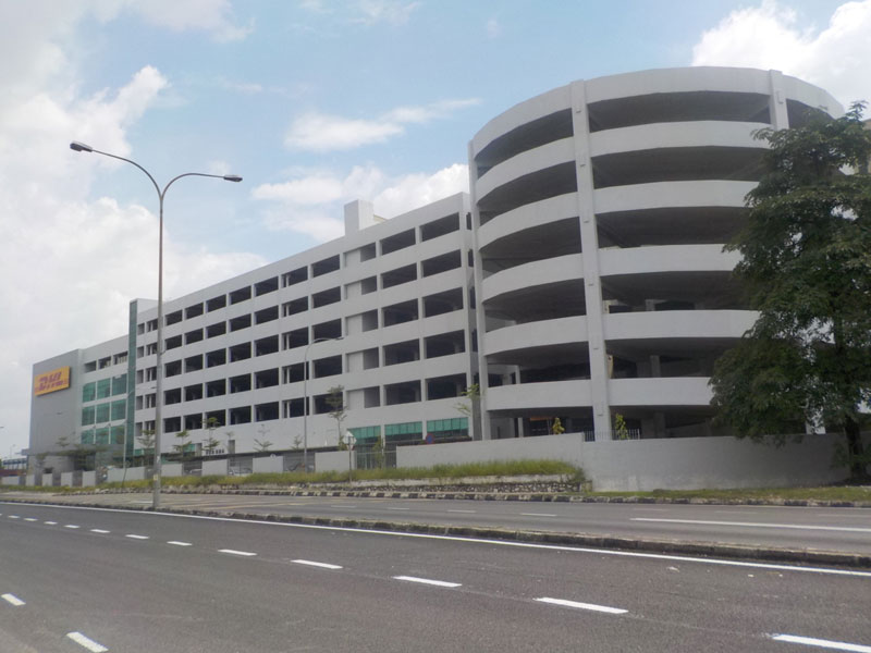 DHL Warehouse and Office, Shah Alam, Selangor