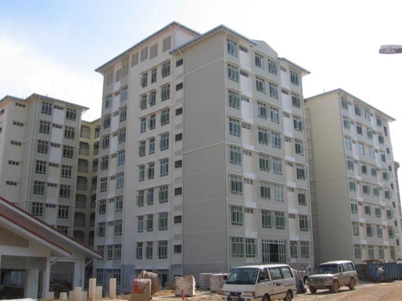 KSKB Student Hostel and Staff Quarters