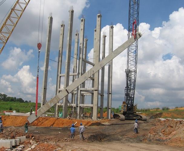 Precast 26m Height Column