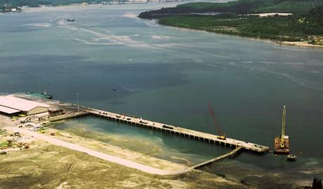 Lumut Port Project, Lumut Perak