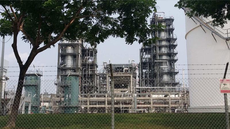 Neste Oil Biodiesel Plant, Singapore