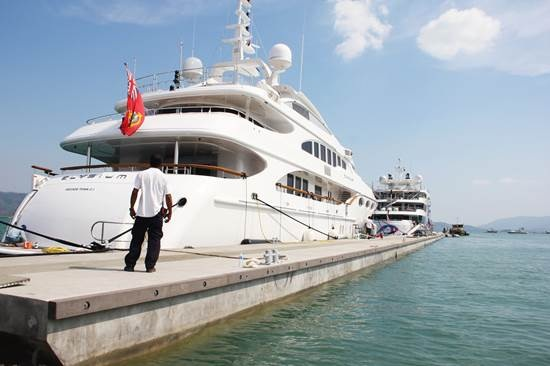 Phuket Yacht Haven, Phuket Thailand