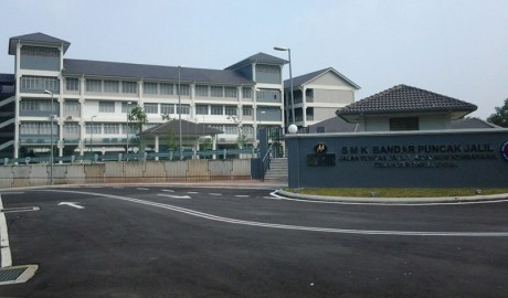 SMK Bandar Puncak Jalil, Selangor