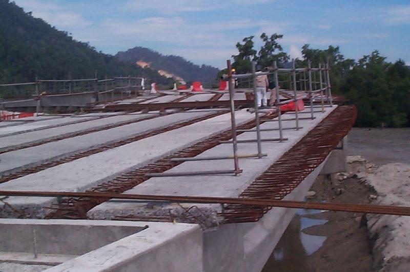 Seri Manjung Power Station Bridge, Lumut Perak