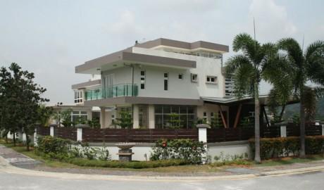 2 ½ Storey Bungalow at Tar Villas, Ampang Selangor