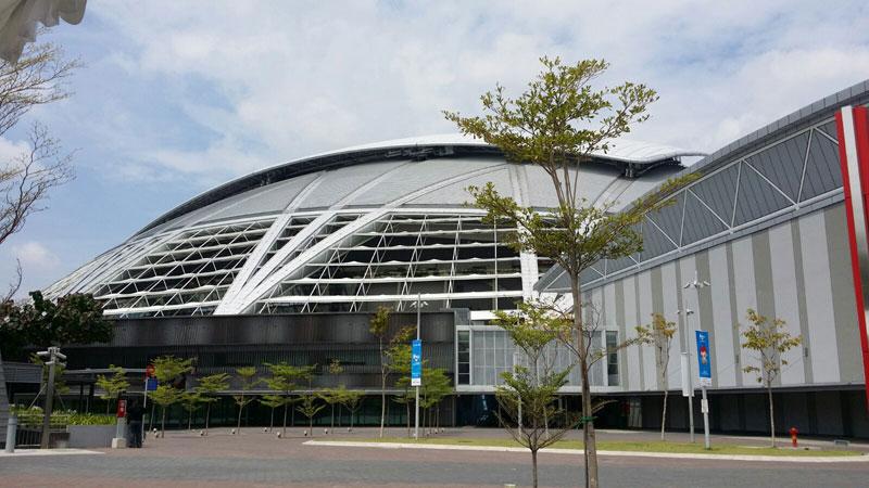Singapore Sport Hub | JEKS Group of Companies