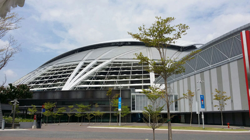 Singapore Sport Hub